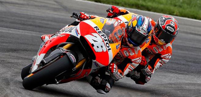 Lorenzo es segundo en Brno