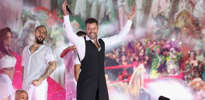 Ricky Martin, acusado de plagio por su tema Vida