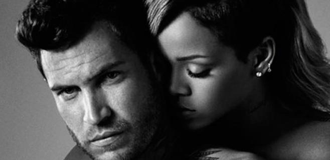 Rihanna se pone sexy para anunciar una fragancia para hombre