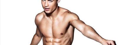 Cristiano Ronaldo, un seductor en ropa interior