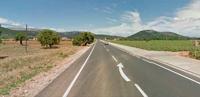 Un muerto en una colisi�n entre dos coches a la salida de Sa Pobla