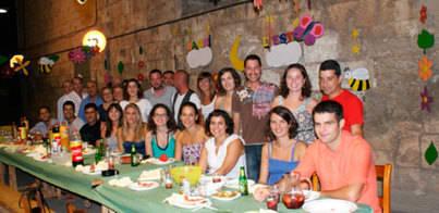 58 calles de Sa Pobla participan en el sopar a la fresca