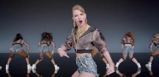 Taylor Swift se apunta al twerking con su nuevo vídeo