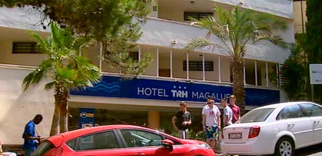 La sanción de Turisme a TRH Magaluf puede alcanzar los 400.000 euros