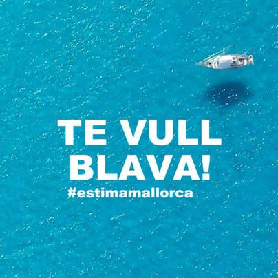Mallorca, te vull blava