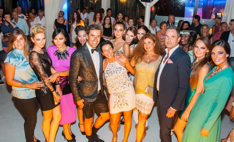 Aniversario de 'I am a fashion victim' en Pacha: los mejores y peores vestidos