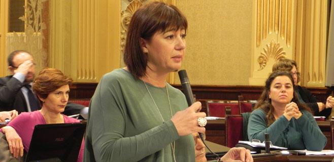 Armengol anuncia un cuarto proyecto de sondeos en aguas de Balears