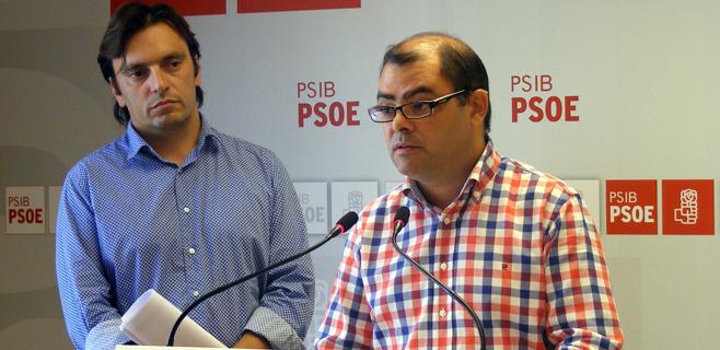 El PSIB-PSOE anuncia mociones para evitar que el PP