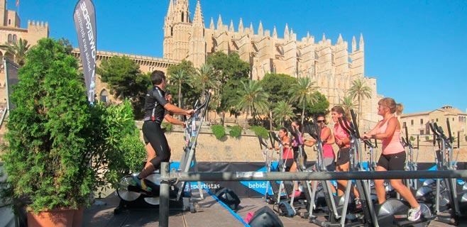 Palma se apunta a la Fitness 2014