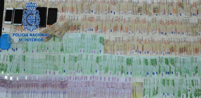 5 detenidos por dar préstamos abusivos a personas en apuros económicos