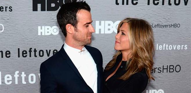 Jennifer Aniston, embarazo a la vista