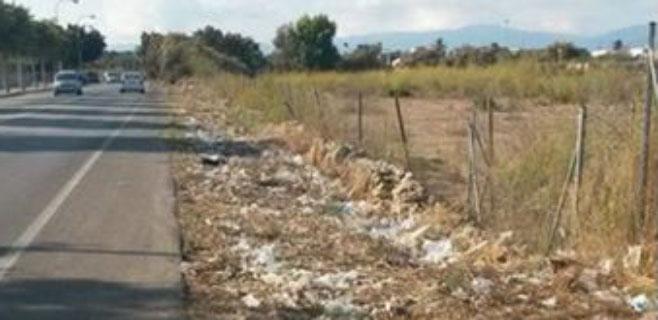 Vecinos de Platja de Palma denuncian acumulación de basura en sus calles