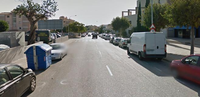 Un niño de tres años muere al ser atropellado en una calle de Palmanova