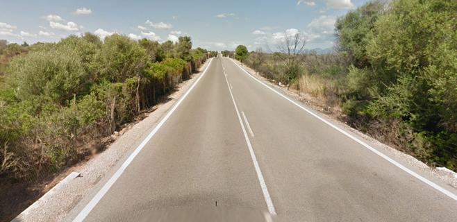 Mueren 2 ancianos en un accidente en la carretera Santa Margalida-Son Serra