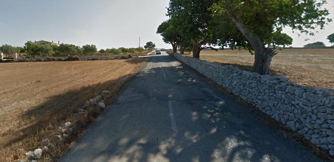 Fallece un hombre en Manacor al incendiarse su coche tras un accidente