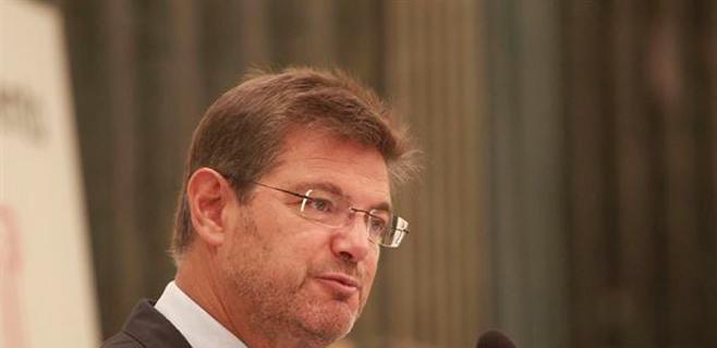 El nuevo ministro de Justicia jura su cargo