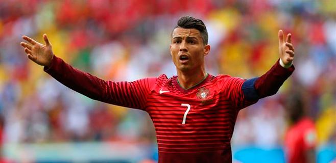 Cristiano Ronaldo es el deportista más seguido del mundo