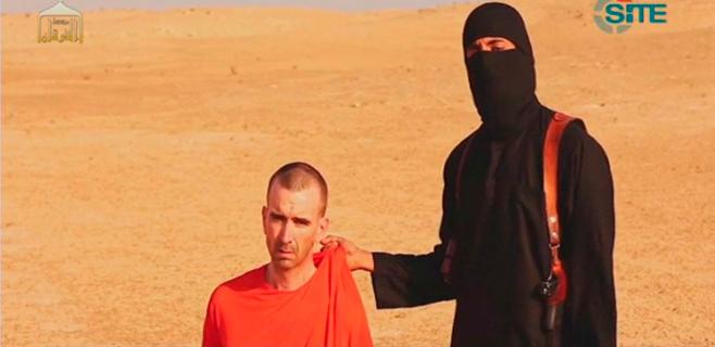 El Estado Islámico decapita a David Haines