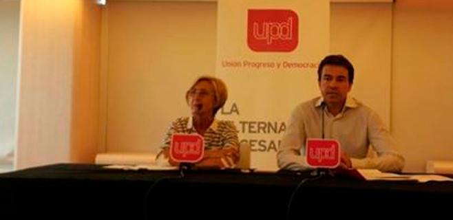 Rosa Díez aborta una posible coalición electoral UPyD-VOX en Balears