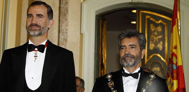 Justicia repartirá 2.900 retratos de Felipe VI para los juzgados