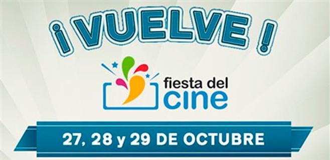 Vuelve la Fiesta del Cine con entradas a 2,90€