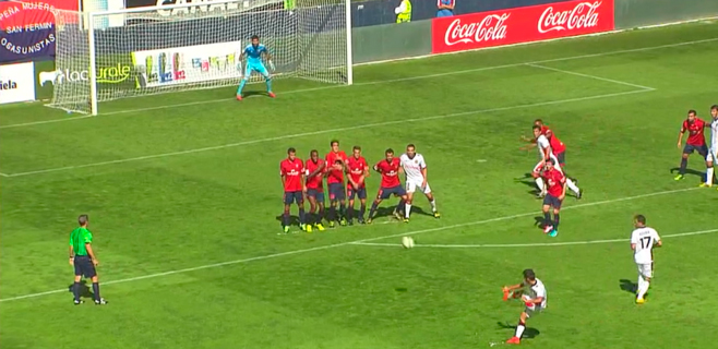 El Osasuna humilla a un Mallorca que ya es colista de Segunda División (6-4)