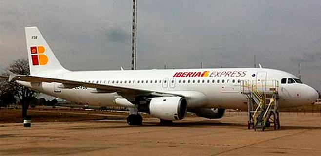 Iberia Express tendrá este invierno un 31% más