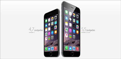 Apple lanza una nueva actualización del IOS 8