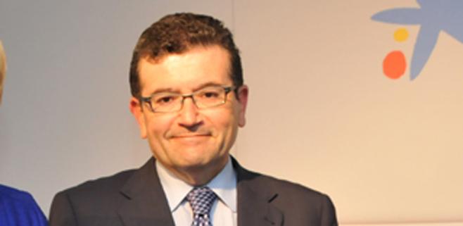 Joan Ramon Fuertes, director de Banca Retail de La Caixa
