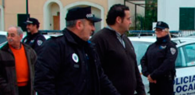 Detenido el jefe de policía de Marratxí por su etapa en la mordida de Magaluf