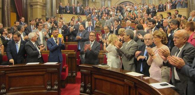 La ley de consultas catalana entra en vigor