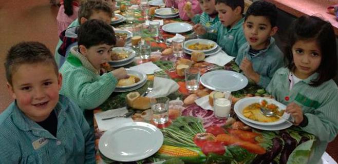 Los menús escolares de Balears son ya los segundos más caros de España