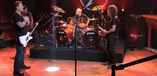 Metallica editará 27 conciertos en CD y 4 en vinilo