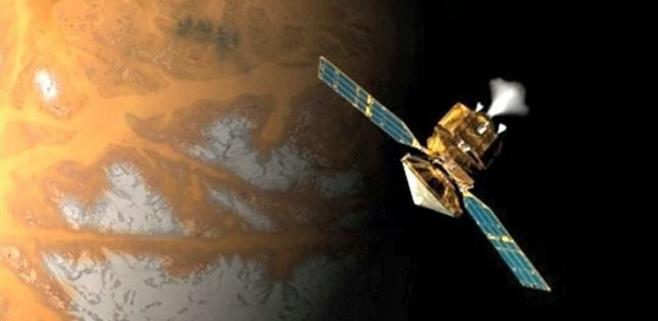 La India llega a Marte con una nave