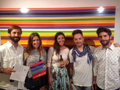 Mucho glamour en la Nit de l'Art de Palma