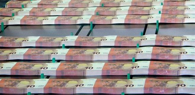 Los nuevos billetes de 10 euros comienzan a circular este martes