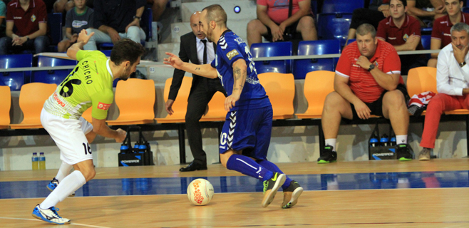 El Palma Futsal da la cara ante el Inter Movistar