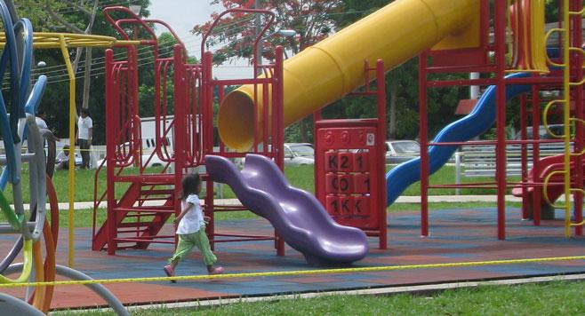 Intento de secuestro de una niña en un parque de Guipúzcoa