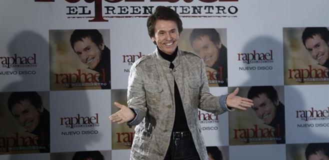 Raphael protagonizará una película de Álex de la Iglesia