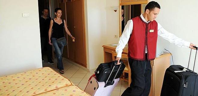 Las pernoctaciones en los hoteles de Balears aumentan un 2,9% en agosto