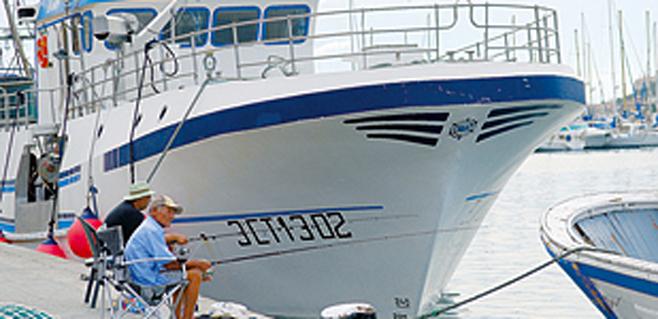 Un estudio sugiere reducir a la mitad la flota de pesca de arrastre de Mallorca
