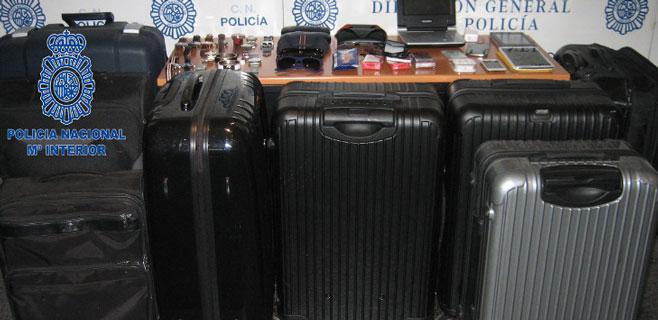 Detenido el presunto autor de 25 robos en coches en aparcamientos de Palma