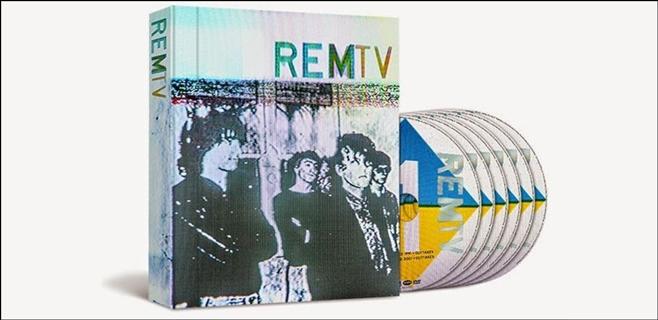 R.E.M. repasan sus 30 años en una caja con 6 DVD