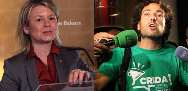 Núria Riera se reunirá con la Asamblea de Docentes