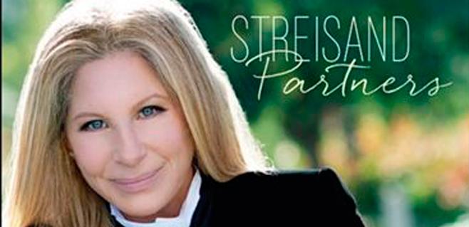 Barbra Streisand canta con Elvis Presley en su nuevo disco