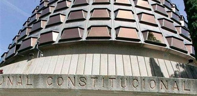 El Constitucional declara ilegal el referéndum del 9N