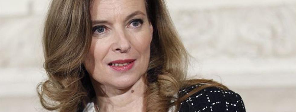 Valérie Trierweiler destapa la caja de los truenos