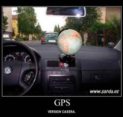 GPS versión casera