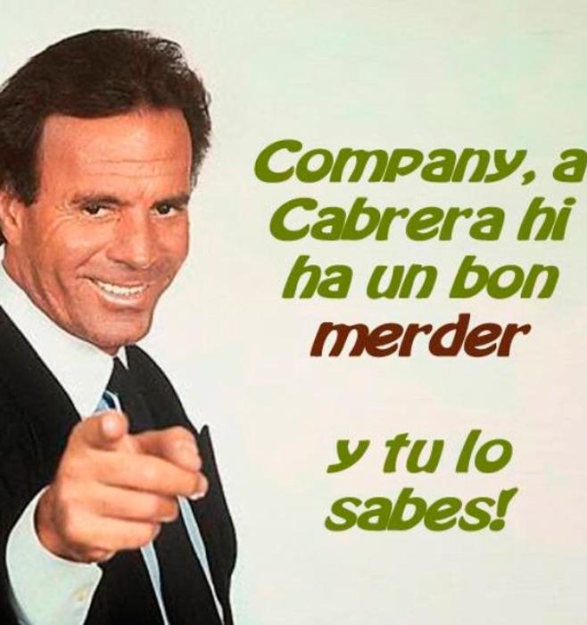 Cabrera cabrea a Company