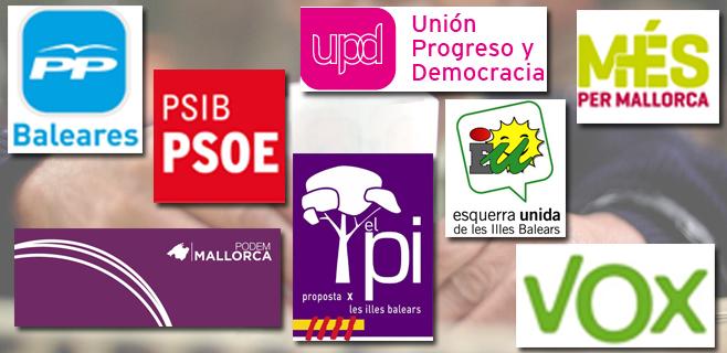 mallorcadiario.com lanza un nuevo 'Votómetro' a 4 meses de las elecciones